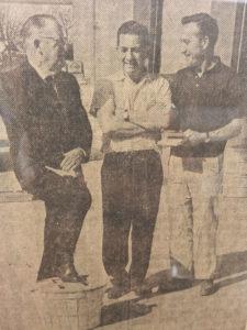W.R. Vernon, Glenn Vernon, Arlis Vernon